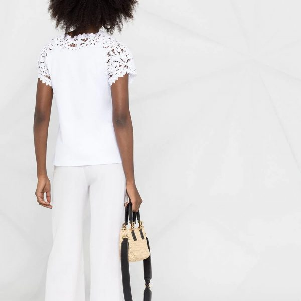 Broderie anglaise blouse
